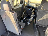 Volkswagen Caddy Life 2020 C20 LIFE TDI passenger upfront & scooter accessible vehicle WAV 15