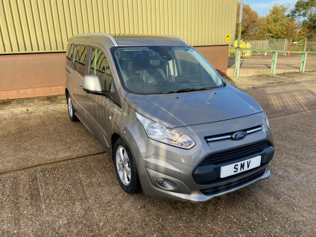 Ford Grand Tourneo Connect 2017 TITANIUM TDCI Wheelchair & scooter accessible vehicle WAV 1