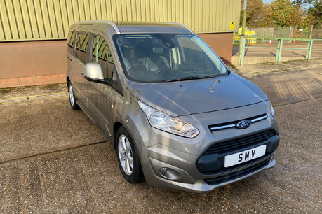 Ford Grand Tourneo Connect 2017 TITANIUM TDCI Wheelchair & scooter accessible vehicle WAV