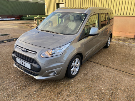 Ford Grand Tourneo Connect 2017 TITANIUM TDCI Wheelchair & scooter accessible vehicle WAV 3