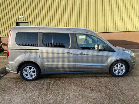 Ford Grand Tourneo Connect 2017 TITANIUM TDCI Wheelchair & scooter accessible vehicle WAV 35