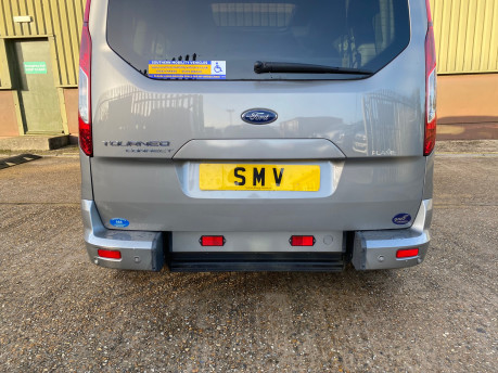 Ford Grand Tourneo Connect 2017 TITANIUM TDCI Wheelchair & scooter accessible vehicle WAV 5