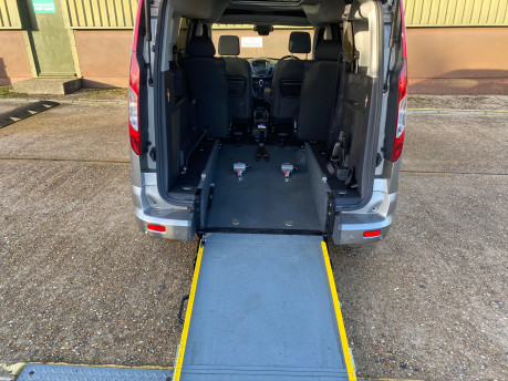 Ford Grand Tourneo Connect 2017 TITANIUM TDCI Wheelchair & scooter accessible vehicle WAV 9