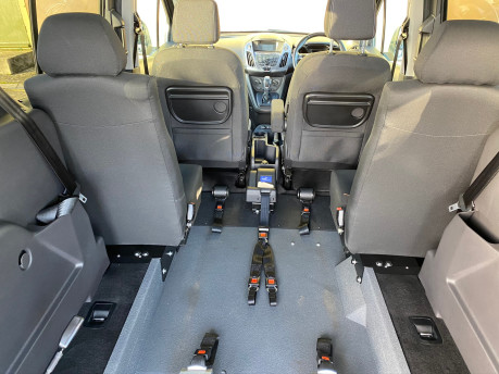 Ford Grand Tourneo Connect 2017 TITANIUM TDCI Wheelchair & scooter accessible vehicle WAV 11