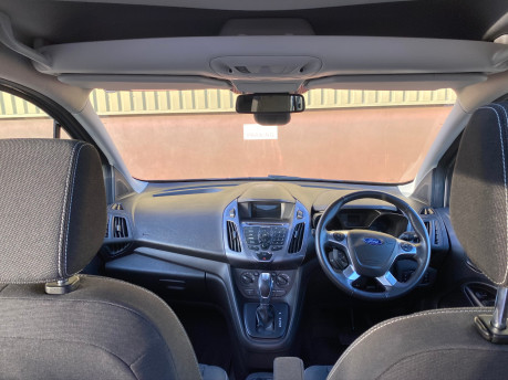 Ford Grand Tourneo Connect 2017 TITANIUM TDCI Wheelchair & scooter accessible vehicle WAV 15