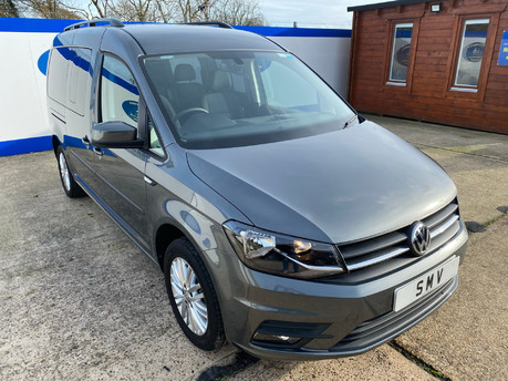 Volkswagen Caddy Maxi 2019 C20 LIFE TDI Wheelchair & scooter accessible vehicle WAV