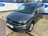 Volkswagen Caddy Maxi 2019 C20 LIFE TDI Wheelchair & scooter accessible vehicle WAV 3