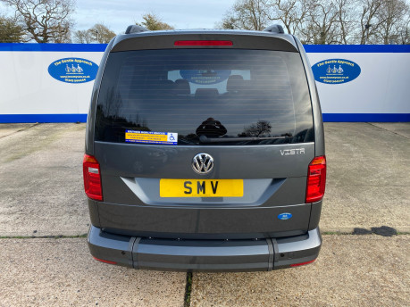 Volkswagen Caddy Maxi 2019 C20 LIFE TDI Wheelchair & scooter accessible vehicle WAV 4