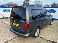 Volkswagen Caddy Maxi 2019 C20 LIFE TDI Wheelchair & scooter accessible vehicle WAV 32