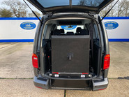 Volkswagen Caddy Maxi 2019 C20 LIFE TDI Wheelchair & scooter accessible vehicle WAV 6