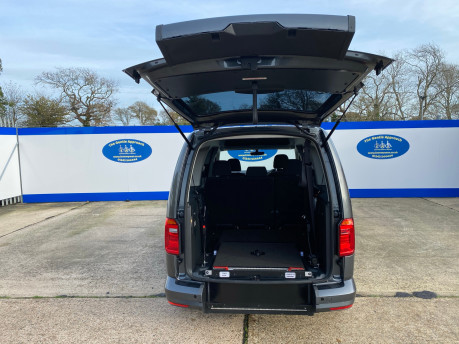 Volkswagen Caddy Maxi 2019 C20 LIFE TDI Wheelchair & scooter accessible vehicle WAV 7