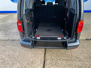 Volkswagen Caddy Maxi 2019 C20 LIFE TDI Wheelchair & scooter accessible vehicle WAV 8