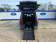 Volkswagen Caddy Maxi 2019 C20 LIFE TDI Wheelchair & scooter accessible vehicle WAV 10