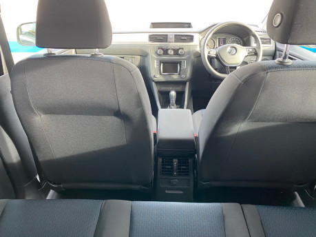 Volkswagen Caddy Maxi 2019 C20 LIFE TDI Wheelchair & scooter accessible vehicle WAV 15