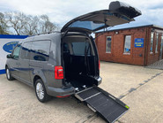 Volkswagen Caddy Maxi 2019 C20 LIFE TDI Wheelchair & scooter accessible vehicle WAV 1