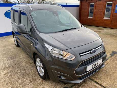 Ford Tourneo Connect 2016 TITANIUM TDCI Wheelchair & scooter accessible vehicle WAV
