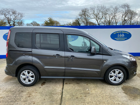Ford Tourneo Connect 2016 TITANIUM TDCI Wheelchair & scooter accessible vehicle WAV 30