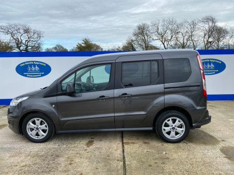 Ford Tourneo Connect 2016 TITANIUM TDCI Wheelchair & scooter accessible vehicle WAV 32