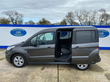 Ford Tourneo Connect 2016 TITANIUM TDCI Wheelchair & scooter accessible vehicle WAV 33