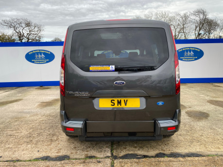 Ford Tourneo Connect 2016 TITANIUM TDCI Wheelchair & scooter accessible vehicle WAV 4