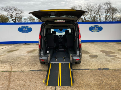 Ford Tourneo Connect 2016 TITANIUM TDCI Wheelchair & scooter accessible vehicle WAV 7