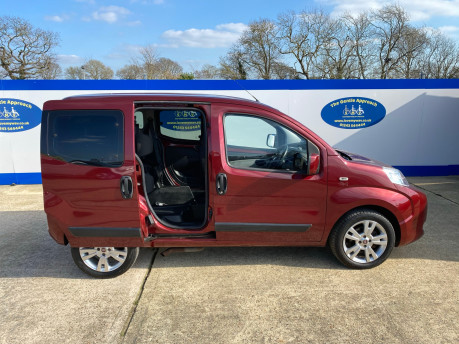 Fiat Qubo 2013 MYLIFE wheelchair & scooter accessible vehicle WAV 28