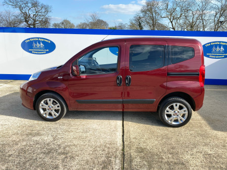 Fiat Qubo 2013 MYLIFE wheelchair & scooter accessible vehicle WAV 30