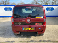 Fiat Qubo 2013 MYLIFE wheelchair & scooter accessible vehicle WAV 5