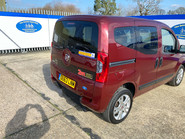 Fiat Qubo 2013 MYLIFE wheelchair & scooter accessible vehicle WAV 31