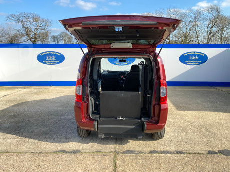 Fiat Qubo 2013 MYLIFE wheelchair & scooter accessible vehicle WAV 7
