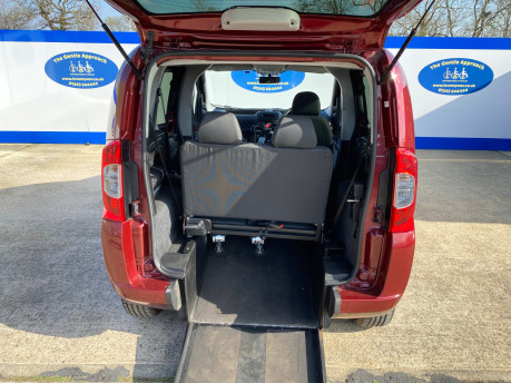 Fiat Qubo 2013 MYLIFE wheelchair & scooter accessible vehicle WAV 14