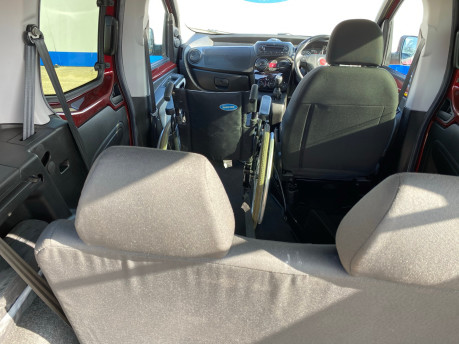 Fiat Qubo 2013 MYLIFE wheelchair & scooter accessible vehicle WAV 15