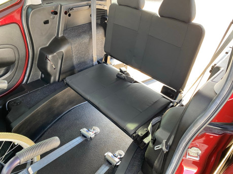 Fiat Qubo 2013 MYLIFE wheelchair & scooter accessible vehicle WAV 16