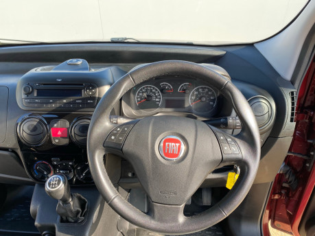 Fiat Qubo 2013 MYLIFE wheelchair & scooter accessible vehicle WAV 23