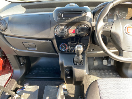 Fiat Qubo 2013 MYLIFE wheelchair & scooter accessible vehicle WAV 24