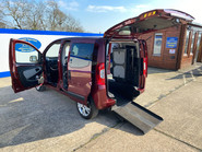 Fiat Qubo 2013 MYLIFE wheelchair & scooter accessible vehicle WAV 1