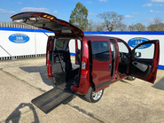 Fiat Qubo 2013 MYLIFE wheelchair & scooter accessible vehicle WAV 32