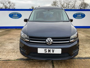 Volkswagen Caddy Maxi 2016 C20 LIFE TDI wheelchair & scooter accessible vehicle WAV 2