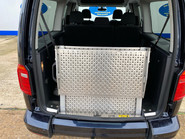 Volkswagen Caddy Maxi 2016 C20 LIFE TDI wheelchair & scooter accessible vehicle WAV 6