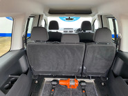 Volkswagen Caddy Maxi 2016 C20 LIFE TDI wheelchair & scooter accessible vehicle WAV 10