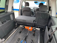 Volkswagen Caddy Maxi 2016 C20 LIFE TDI wheelchair & scooter accessible vehicle WAV 12
