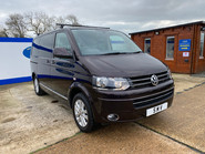 Volkswagen Caravelle 2015 EXEC TDI BLUEMOTION TECH wheelchair & scooter accessible vehicle WAV 1