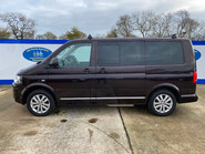 Volkswagen Caravelle 2015 EXEC TDI BLUEMOTION TECH wheelchair & scooter accessible vehicle WAV 30