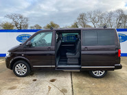 Volkswagen Caravelle 2015 EXEC TDI BLUEMOTION TECH wheelchair & scooter accessible vehicle WAV 31