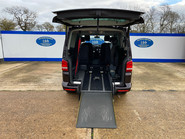 Volkswagen Caravelle 2015 EXEC TDI BLUEMOTION TECH wheelchair & scooter accessible vehicle WAV 5