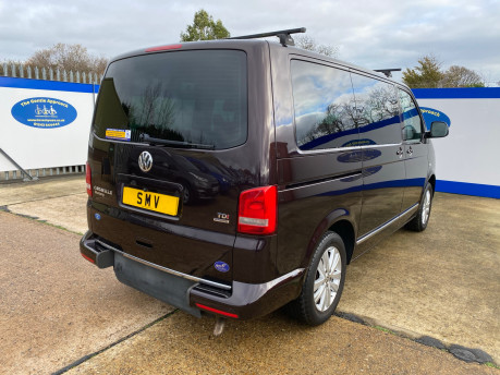 Volkswagen Caravelle 2015 EXEC TDI BLUEMOTION TECH wheelchair & scooter accessible vehicle WAV 32