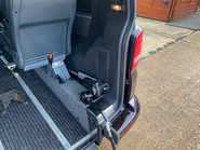 Volkswagen Caravelle 2015 EXEC TDI BLUEMOTION TECH wheelchair & scooter accessible vehicle WAV 8