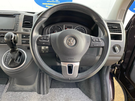 Volkswagen Caravelle 2015 EXEC TDI BLUEMOTION TECH wheelchair & scooter accessible vehicle WAV 14