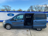 Ford Grand Tourneo Connect 2019 TITANIUM TDCI wheelchair & scooter accessible vehicle WAV 33