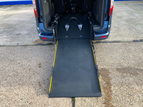 Ford Grand Tourneo Connect 2019 TITANIUM TDCI wheelchair & scooter accessible vehicle WAV 6